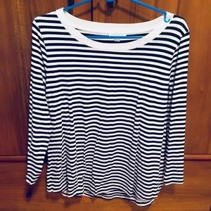 Striped COS Shirt